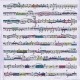 Colored Music Paper