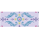 Purple Decorative Washi Tape