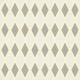 Argyle 26 Paper- Gray & Cream