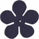 Vienna Paper Flower- Dark Purple