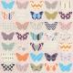 Vienna Butterflies Paper