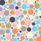Polka Dots 48 Paper- Vienna