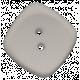 Button 26- White