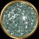 Versailles Glitter Brad- Blue