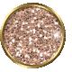 Versailles Glitter Brad- Light Pink