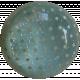Blue Glitter Ball