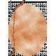 Palestine Vellum with Stitching- Orange