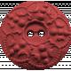 Coral Button