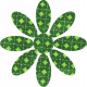 Green Flower 2