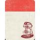 Vintage Kitchen Journal Card 03