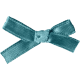 Rainy Days- Blue Ribbon Bow