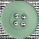 Rainy Days- Aqua Green Button