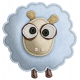 The Nerd Herd- Felt Sheep 1