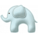 Oh Baby Baby- Blue Elephant