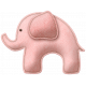 Oh Baby Baby- Pink Elephant