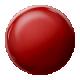 Arrgh!- Red Mini Brad