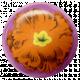 August Garden Party- Orange Flower Brad