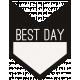 Ride A Bike Word Bits- Best Day