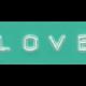 Ride A Bike Word Bits- Live Love Bike