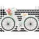 Ride A Bike- Bicycle- Sticker 01
