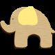 Oh Baby Baby June 2014 Blog Train - Elephant