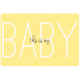 Oh Baby Baby- This Is My Baby- Journal Card