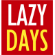 Sand And Beach- Lazy Days Label