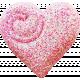 It's The Magic: Fairy Tales Edition- Glitter Heart