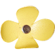 Heat Wave Elements- Leather Flower 01