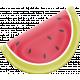 Heat Wave Elements- Watermelon Wedge