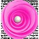 Buried Treasures- Pink Paper Flower