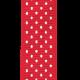 It's Elementary, My Dear- Red Polka Dot Ribbon 01