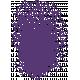 It's Elementary, My Dear- Purple Paint
