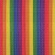 It's Elementary, My Dear- Rainbow Ribbon Paper