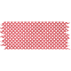 It's Elementary, My Dear- Red Polka Dots Washi Tape