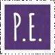 P.E. Word Art