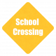 It's Elementary, My Dear- School Crossing Wordart