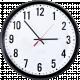 It's Elementary, My Dear- Clock
