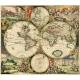 A Bouquet of Freshly Sharpened Pencils- Globe Art Ephemera
