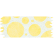 Yellow Polka Dot Washi Tape