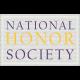 National Honor Society Word Art