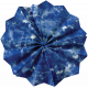 Independence Blue Accordion Flower