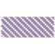 Reading, Writing, and Arithmetic- Purple Dot Washi Tape