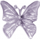 Reading, Writing, and Arithmetic- Butterfly Charm