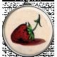Strawberry Pendant