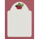 Grandma's Kitchen Strawberry Journal Card 02