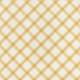 Grandma's Kitchen- Mustard Plaid Paper