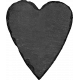Tiny, But Mighty Chalkboard Heart