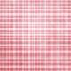 Be Mine- Pink Plaid Fabric Paper
