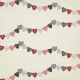 Be Mine- Heart Bunting Paper
